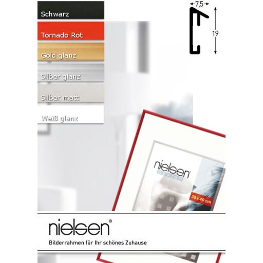 Nielsen Alu-Wechselrahmen Pixel