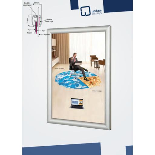 Klapprahmen Window Frame