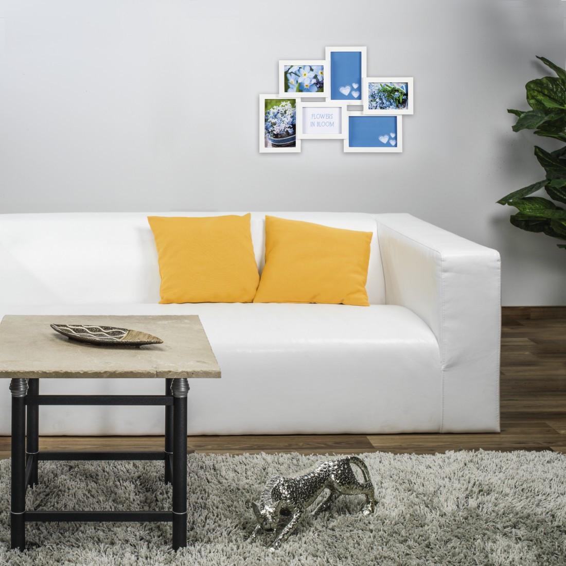 collage rahmen clermont f r 6 fotos collage rahmen. Black Bedroom Furniture Sets. Home Design Ideas
