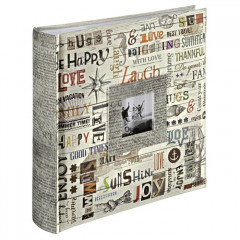 """Memo-Album """"Laugh"""" 200/10x15"""