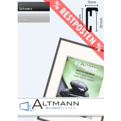 Aluminium-Wechselrahmen ALU1