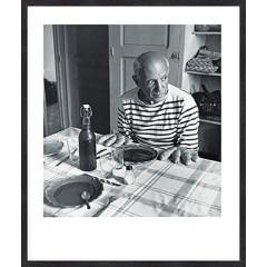 """Nielsen Gerahmtes Bild """"Les pains de Picasso"""" 50,0 x 60,0 cm"""