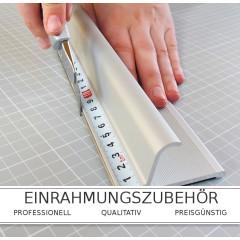 Profi-Sicherheitslineal mit Fingerschutzbügel