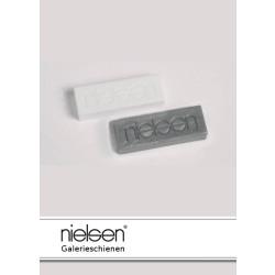 Nielsen Endkappe für Galerieleiste Profi