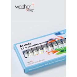 Wasserfarben 12er Set (12x 12ml)