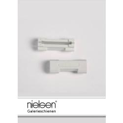 Nielsen Schienenverbindung für Galerieschienen