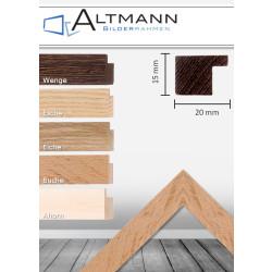Holzbilderrahmen Solid Wood 20