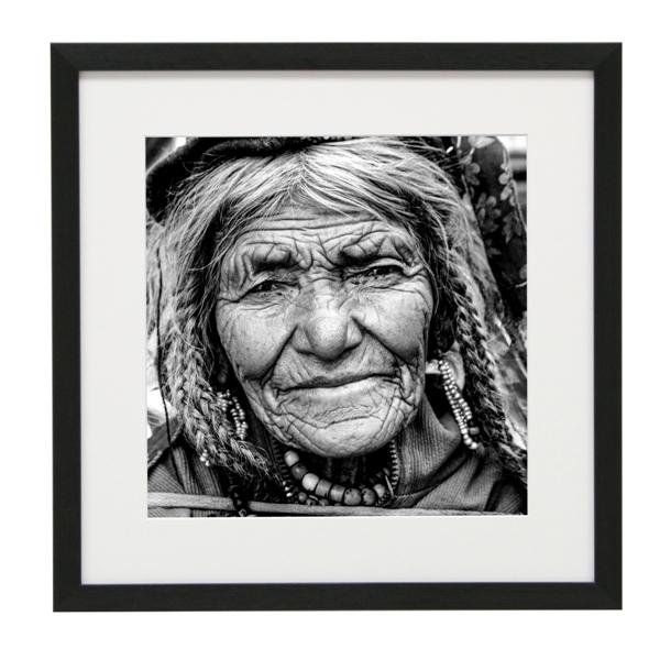 Deknudt Gerahmte Bilder Frau People