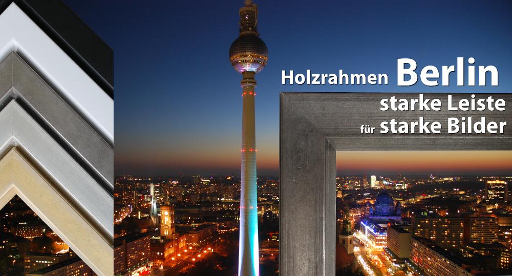 Berlin Holzrahmen