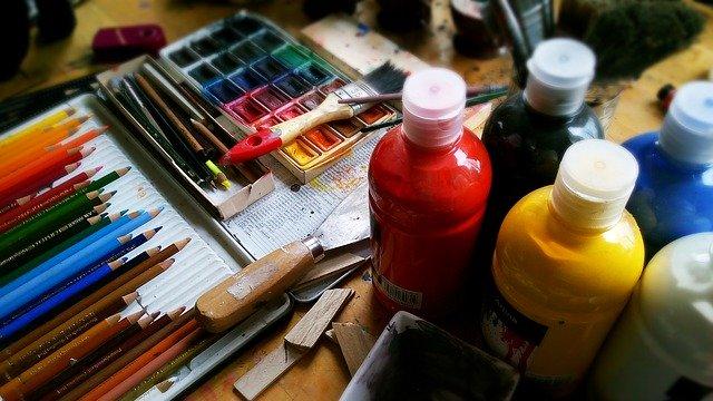 Kunst und Malerei