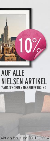 Rabattaktion Nielsen Bilderrahmen