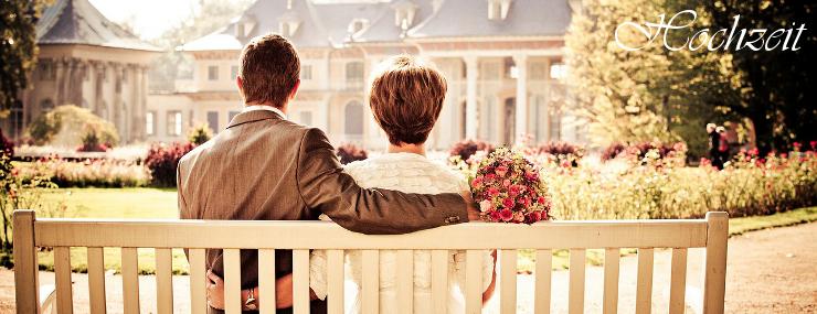Bilderrahmen für Hochzeit und Trauuung