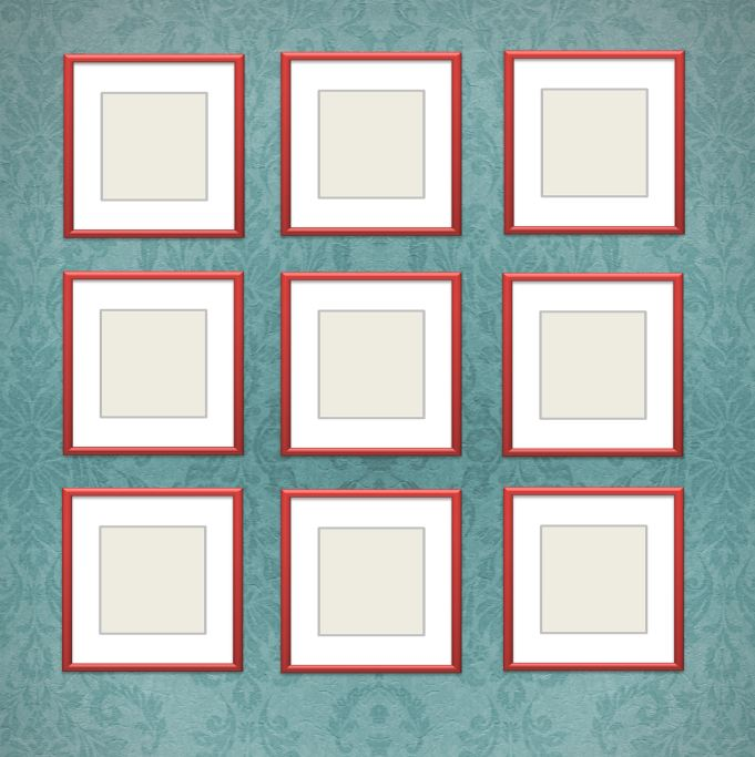 Anordnung Quadratisch